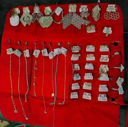 Venha revender jóias folheadas sem investir nada