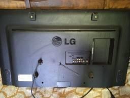 """LG, 42"""", pouco uso"""