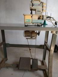 Máquina colarete semi industrial