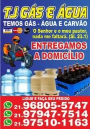 TJ gás e água revendedor autorizado