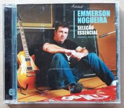 KIT 2 CDs de Emmerson Nogueira - Um dos maiores intérpretes do Brasil - Imperdível!!!