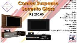 Título do anúncio: Combo Suspenso Sorrento Glass/ Frete à consultar