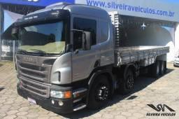 Scania P-310 - 4º Eixo - Ano: 2013 - Carroceria de Madeira