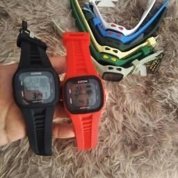 Título do anúncio: Xu-FenG Relógio em várias cores prova d'água