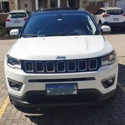 Título do anúncio: Jeep compass 2019 com teto panorâmico