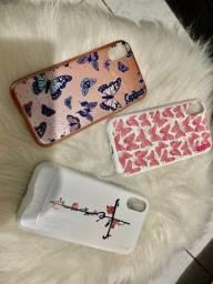 Capas iPhone XR da VX CASE todas por 100,00