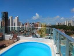 Apartamento com 3 dormitórios à venda, 80 m² - Manaíra - João Pessoa/PB