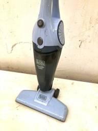 Aspirador de Pó Vertical 1200w Black Decker 110v - Semi novo - (não entrego)