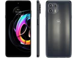 Smartphone Motorola Edge 20 Lite 128GB Grafite - 5G 6GB Ram Tela 6,7? Câm. Tripla