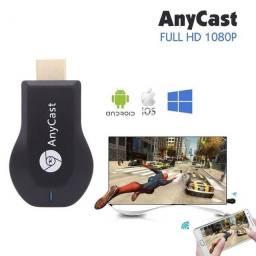 Anycast espelhamento de tela de celular p/tv