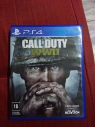Jogo Call of Duty WWII/WW2 PS4 PlayStation 4