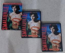DVD'S/ SMALLVILLE (01) PRIMEIRA TEMPORADA