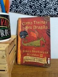 Como Treinar o Seu Dragão- Cressida Cowell (livro)