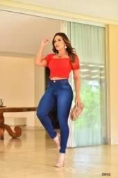 Título do anúncio: Calça jeans feminina diréto da fábrica!!! Somente atacado!!!