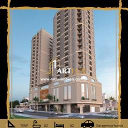 Apartamento Villeneuve Residenziale - Itapema/SC