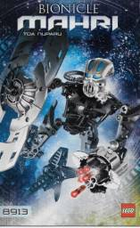 Bionicle Mahri - Toa Nuparu