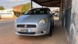Fiat Punto 1.4 - 2008/09 Prata (Completo)