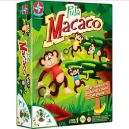 Jogo Pula Macaco Diversão Garantida 100% Original Novo Lacrado!