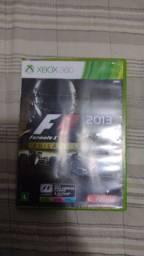 Fórmula 1 Xbox 360  20 reais
