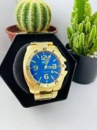 Título do anúncio: Promoção Relógio Tommy Aço Novo Modelo 12x sem juros (entrega grátis)