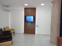 Título do anúncio: Loja para alugar, 110 m² por R$ 10.000,00/mês - Gonzaga - Santos/SP