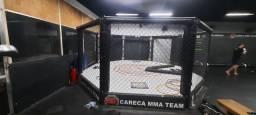 Octógono Cage MMA.