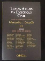 Título do anúncio: Temas Atuais da Execução Civil - Mirna Cianci e Rita Quartieri