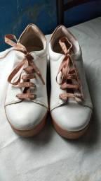 Tênis sapatinho de luxo