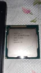 Vendo HD ssd 240GB mais processador i5 3450