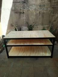 Título do anúncio: Bases/estruturas/bancadas/mesas/móveis em metalon/metal/base para aquário