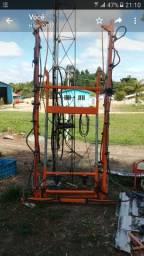 Barra pulverizador 12 metros jacto