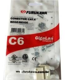 Conector Keystone C6 Furukawa Gigalan