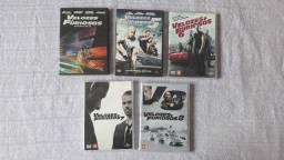 Velozes e Furiosos - Coleção Completa (8 Filmes)