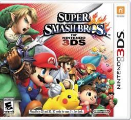 Super Smash Bros For 3ds / Físico, Usado