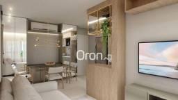 Título do anúncio: Apartamento com 2 dormitórios à venda, 60 m² por R$ 367.000,00 - Setor Central - Goiânia/G