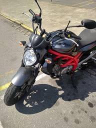 Suzuki gladius 650 novissima