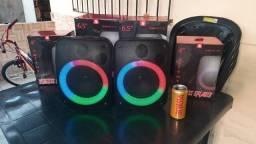 Super caixa de som ultra bass de 6,5 polegadas
