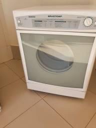 Secadora de roupa bratemp 10 kg