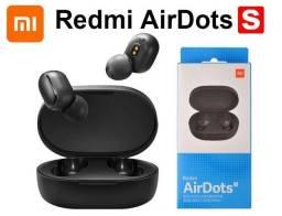 Fone AirDots S + Adaptador C p/ Micro USB