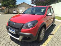 Renault Sandero Step Way 1.6 Flex 2013 Completo