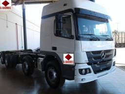 MB Atego 3030 8x2 Aut Completo (Chassis) 2021