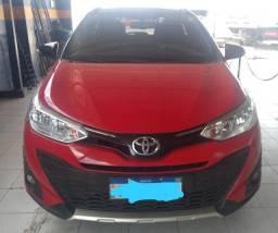 Título do anúncio: Toyota yaris 1.5 HB X WAY AT
