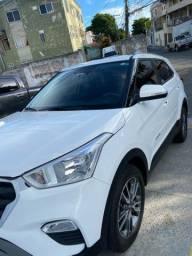 Hyundai Creta Pulse Plus 2018 único dono