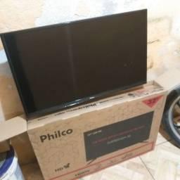 "Tv Phlico 32"" Led HD (Seminova, Prefeito estado)"