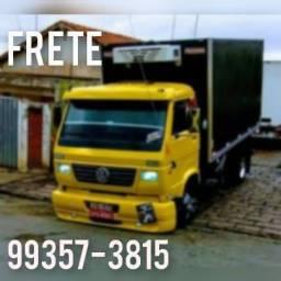 Título do anúncio: Frete baú caminhão baú frete 998888++