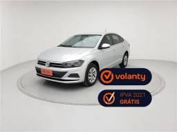 Volkswagen Virtus 2020 1.6 msi total flex automático