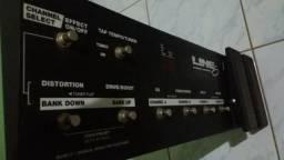Pedaleira Controladora Line Floorboard