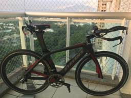 Bicicleta Stevens Volt Tamanho S (50 a 52) - TT - Triathlon