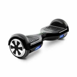 "Hoverboard 6"" 100kg preto Bluetooth"