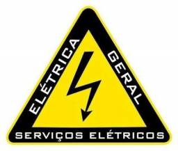 Eletricista instalador comercial e residencial
